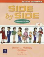 Side By Side - Book 4 - Activity Workbook - Third Edition