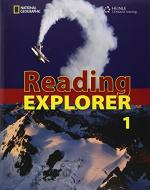 Reading Explore 1 - Elementary 800-1300 Headwords A2 - B1 - Student Book with CD - Ed. 2010