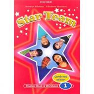 Star Team 1 ( Student's Book / Workbook / Video-rom ) Combined Edition