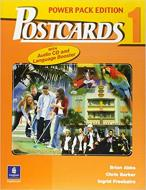 Postcards Power Pack Edition 1 ( Acompanha : CD )