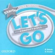 Let's Go - Starter - Third Edition - Compact Discs